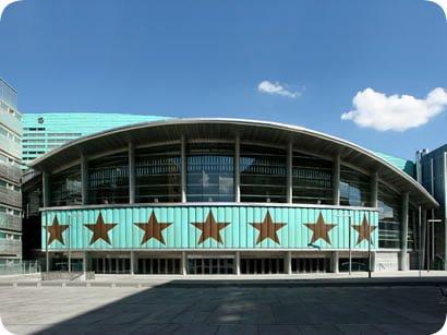 Palacio De Deportes De La Comunidad Madrid Guide