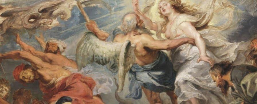 Rubens in Prado