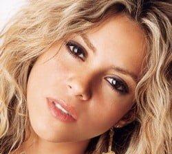 Shakira konsert i Madrid 2017